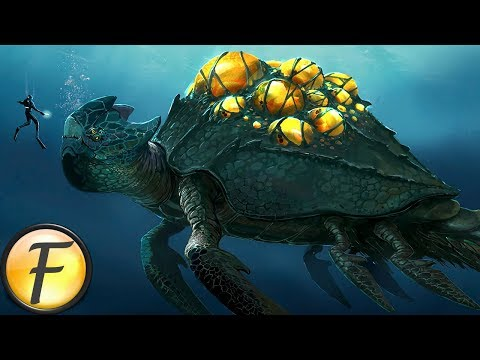 """Subnautica Song  ► """"Survive"""" by Divide Music"""