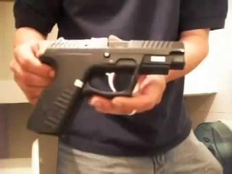 PISTOLA CZ 110 9mm PARABELLUM