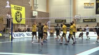 Aftergame Tiikerit - Liiga Riento la 11.10.2014 Jani Säisä
