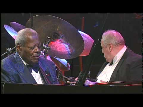 Oscar Peterson - A Night In Vienna (When Summer Comes) {JohnFloyd}