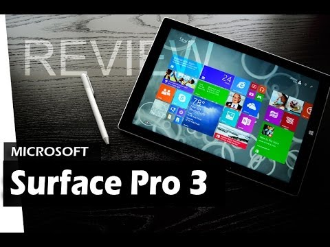 Microsoft Surface Pro 3 - Review