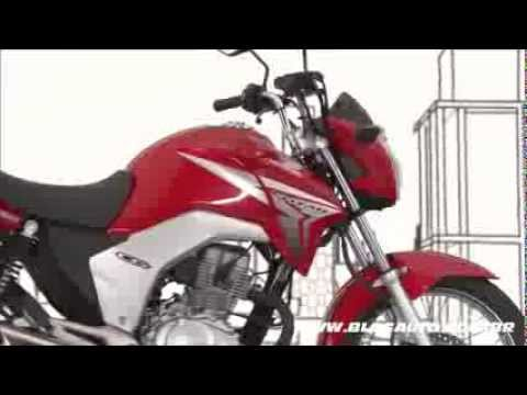 Honda CG 150 Titan ESD EX 2014 FlexOn - Apresentação - BlogAuto