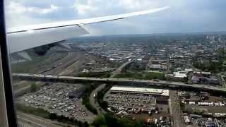 Landung Newark Liberty International mit  Lufthansa Boeing 747-8i