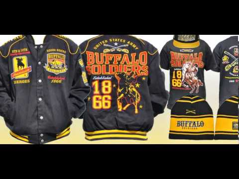 Buffalo Soldiers Buffalo Soldier Jackets Caps