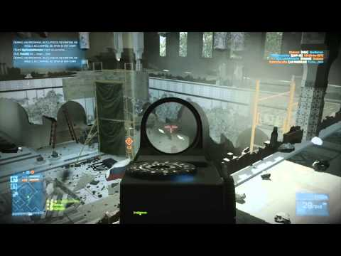 Battlefield 3 - CQ 41 - 13  Conquest Domination AN-94