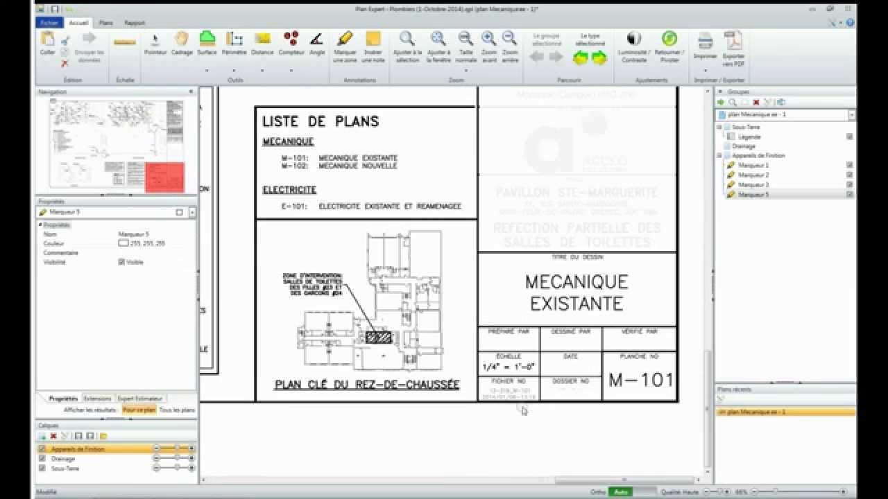 Plan expert pour les entrepreneurs sp cialis s en for Schema plomberie maison neuve