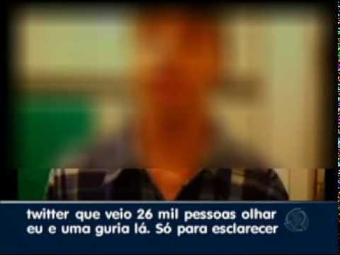 Jovens transmitem cenas de sexo ao vivo na internet