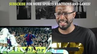 Ronaldinho Gaúcho - Greatest Magician - Skills & Goals REACTION [ video by: JavierNathaniel ]