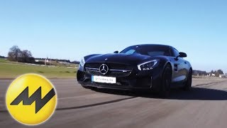 Mercedes AMG GT S Performance | Motorvision