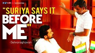 ''வீட்டு நகைய அடகு வச்சுதான் Film Festival போனேன்'' - #Selvaraghavan
