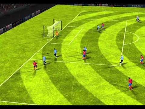 FIFA 14 Android - Coreia do Sul VS Uruguai