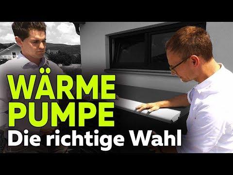 Smartest Home - Welche Wärmepumpe - Wasser, Sole oder Luft? | Heizung | Hausbau - Folge 52