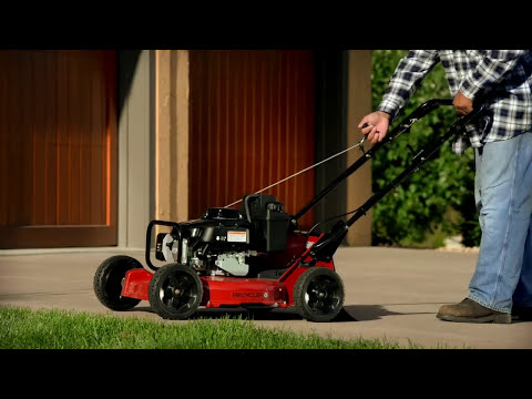Rugged, Commercial-Grade Mowers -- NEW Toro® 21