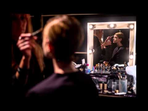Leica M (type 240) M240 camera behind the scenes at Fashion Week