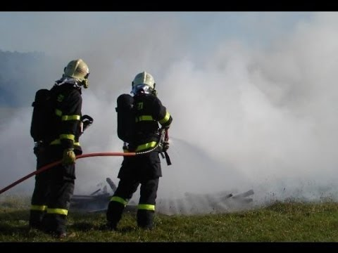 Likvidace následků přírodní katastrofy MAAFEX 2012