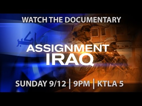 Iraq Documentary (EMMY® Award Winner)