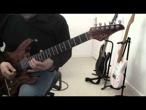 Improv over 'Yang' by Frank Gambale - Rick Graham