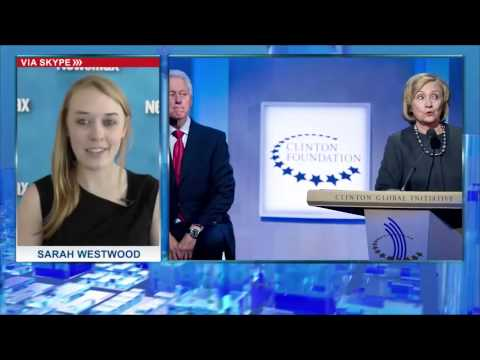 Malzberg | Sarah Westwood discusses the Clinton Foundation's ties to Uranium Company