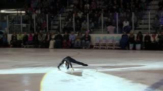 Adam Rippon 2015  ICE Champions LIVE
