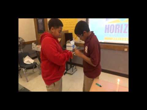 Horizon Science Academy Denison - Fire-Resistant Water Balloon