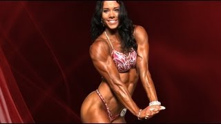 2013 NPC Junior Nationals Women's Bodybuilding & Physique Finals
