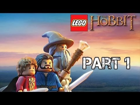 LEGO: The Hobbit - Greatest Kingdom in Middle-earth - Part 1...