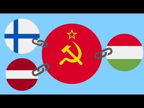 Кто мог бы войти в СССР ?