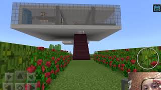 My New Minecraft Mansion!!👾👾👾