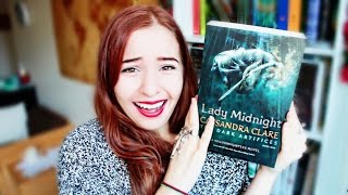 Unboxing LADY MIDNIGHT by CASSANDRA CLARE!