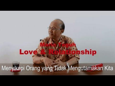 Menyikapi Orang yang Tidak Mengutamakan Kita - Mario Teguh Love