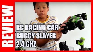 Review RC Racing Car Buggy Slayer 2,4GHz