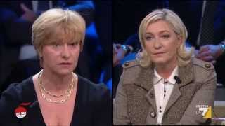 Marine Le Pen vs D