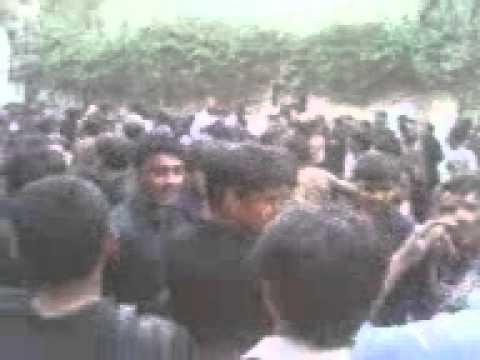 Hai Ibadat Hussain(a.s)ka Matam(azadar Party).mp4 video