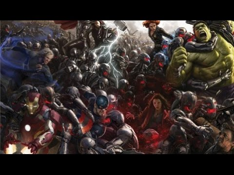 Vision Is In The AVENGERS: AGE OF ULTRON Poster - AMC Movie News