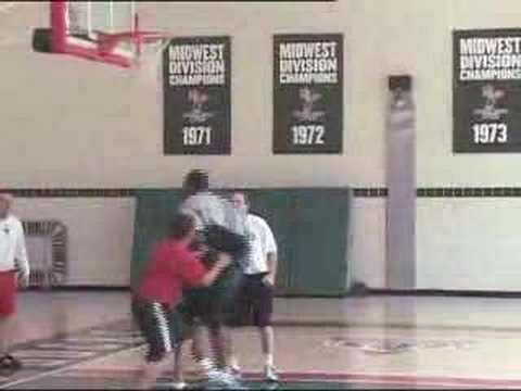 Al Horford workout w/Milwaukee Bucks Video