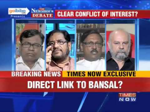 The Newshour Debate: Is it time for Pawan Kumar Bansal to resign? (Part 2 of 3)