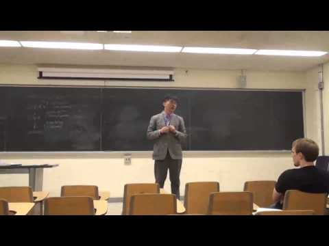 Phys550 Lecture 16: Intro to BioPhysics