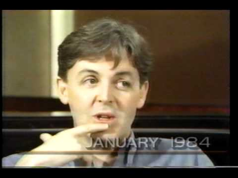 Paul McCartney Interview- John Lennon