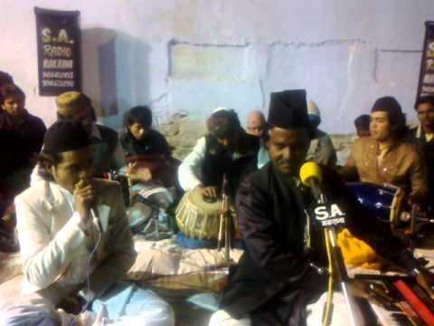 DULHA BANA HAI KHWAJA SINGER QAWWAL ANWAR AJMERI LIVE ON S.A...