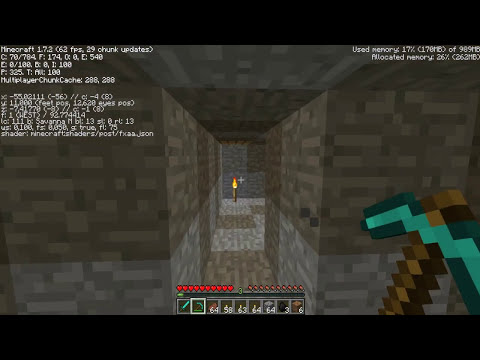 Cómo Encontrar DIAMANTES! en Minecraft  2 min 1.6 / 1.7 | 2014 |+ Super Explicado +