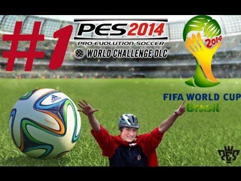 Pes 2014 - FIFA WORLD CUP [Dünya Kupası] 2014 #1
