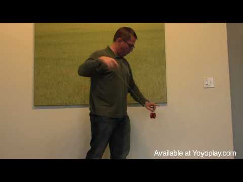 Duncan Butterfly Yoyo Demo. with Yoyoing