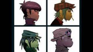 Gorillaz-Fire Coming Out of the Monkey's Head