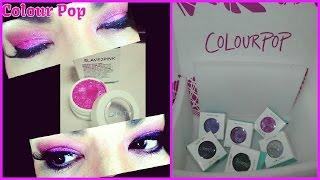 Colour Pop Review + Swatches