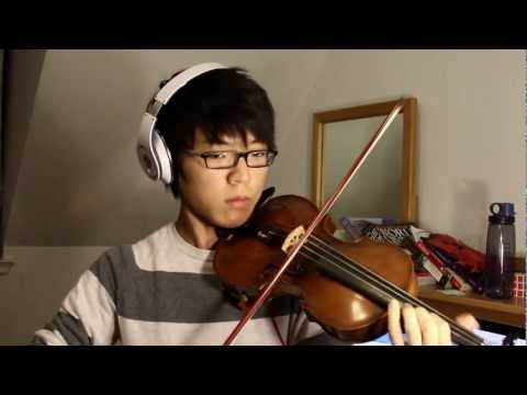 Gym Class Heroes - Stereo Hearts - Jun Sung Ahn Violin Cover Music Videos