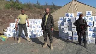 Ülkü Ocakları Türkmendağı Yardımları / Suriye - Bayırbucak 2