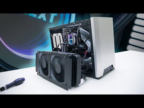 Watercooling The NCase M1 - Epic, or Average?