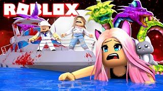 Wengie Escapes The EVIL Roblox Cruise