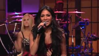 The Pussycat Dolls I Hate This Part live Jay Leno 2008