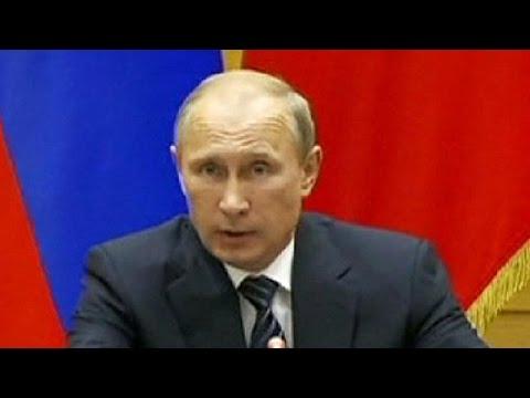 Crisi ucraina: Putin cancella intervento in Crimea